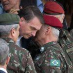 Bolsonaro alienta a los militares a conmemorar el golpe de 1964