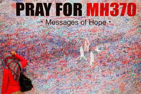 Nadie busca ya el avión perdido de Malaysia Airlines