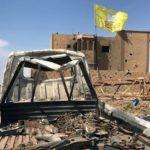 Fuerzas kurdo-árabes proclaman el fin del califato en Siria