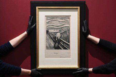 ¿Grito o susto? El Museo Británico da la vuelta a Munch