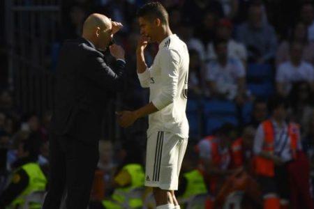 Varane y el frío fuera del Real Madrid