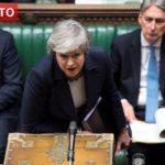 El Parlamento británico votará sobre un segundo referéndum del Brexit