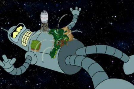 Veinte años de 'Futurama', un fracaso genial