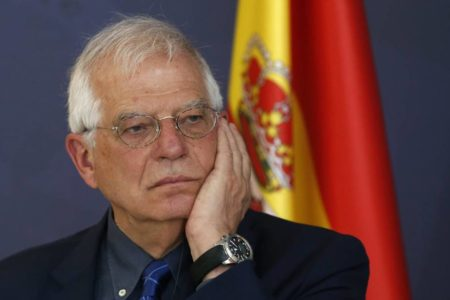 """Borrell respecto a la celebración de la Vuelta al Mundo: """"No hay ninguna razón para inventar rivalidades"""""""