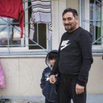 Deportados a un país en guerra