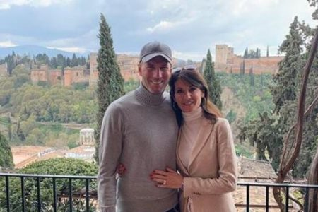 La imagen de Zidane con la Alhambra que revienta Instagram