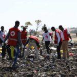 Mueren los 157 ocupantes de un avión estrellado en Etiopía