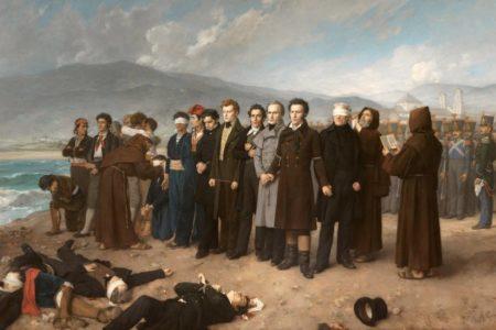 El Prado reivindica la carga política y moral del 'Guernica' del siglo XIX