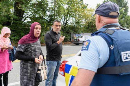 """""""Estamos todos en 'shock'. Nunca había pasado algo tan terrible en Christchurch"""""""