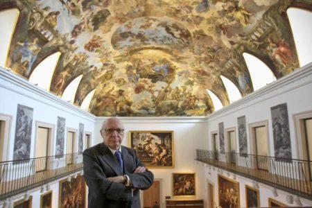 Pérez Llorca, pasión por el arte