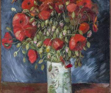 Las amapolas eran de Van Gogh