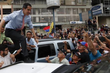 La Fiscalía de Maduro investiga a Guaidó por el supuesto sabotaje eléctrico