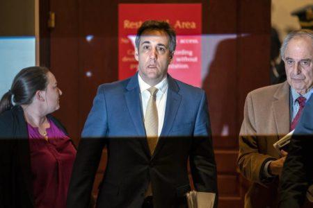 El explosivo relato de Cohen agita el debate sobre el 'impeachment' de Trump