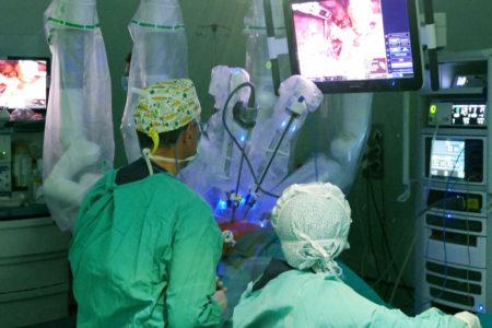 El robot Da Vinci, la mayor innovación en cirugía torácica