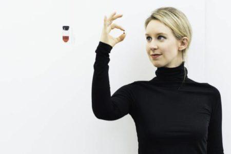 Elizabeth Holmes, la gran trilera de Silicon Valley