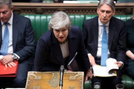 El Parlamento británico descarta un Brexit sin acuerdo en cualquier circunstancia