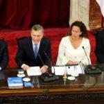Mauricio Macri arranca el año electoral con más ayudas a las familias