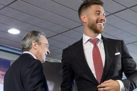 La intrahistoria de la bronca entre Florentino Pérez y Sergio Ramos