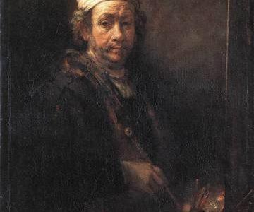Así sonaba la voz nasal de Rembrandt