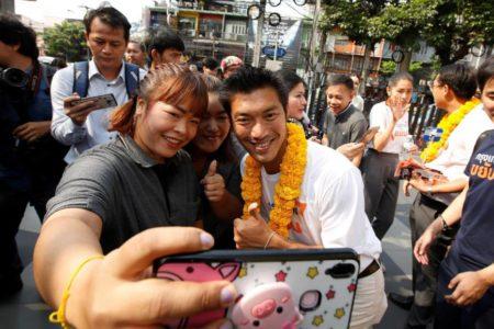 Thanathorn, el Barack Obama de la política tailandesa
