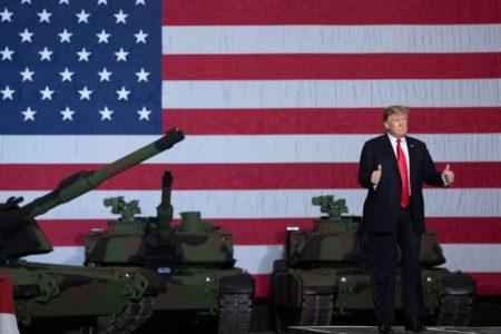 """Trump: """"Es hora de que EE UU reconozca la soberanía israelí sobre los Altos del Golán"""""""