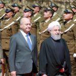 Rohaní busca en Irak ayuda para sortear las sanciones de EEUU