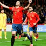 Un gol de Mikel Merino le da la victoria a España