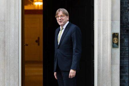 """""""La UE no sobrevivirá si no rompemos la alternancia entre populares y socialistas"""""""