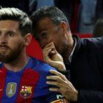 Luis Enrique admite sus roces con Messi: «Hubo un tiempo de tensión que yo no busqué»