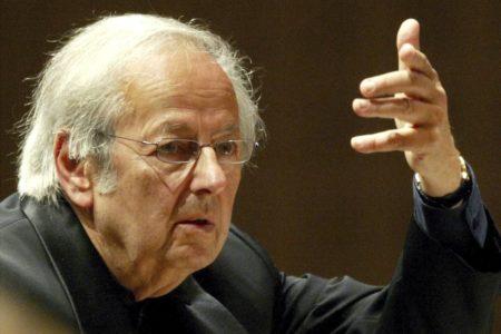Muere el músico André Previn, ganador de cuatro Oscar, a los 89 años