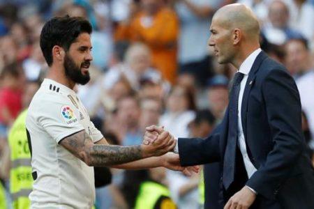Zidane, cincuenta jornadas al mando en el Bernabéu