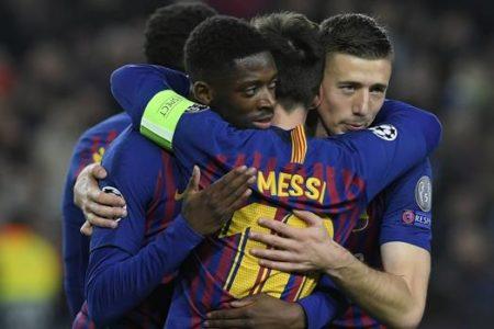 Alarma en el Barcelona: Dembélé se vuelve a lesionar