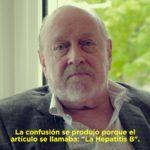 El vídeo de Marcos Mundstock (Les Luthiers) que ha impactado en el Congreso del Español