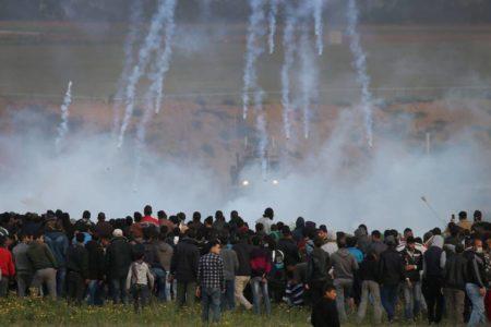 La ONU ve indicios de crímenes de guerra de Israel en la muerte de manifestantes palestinos en Gaza