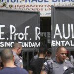 Dos exalumnos perpetran una matanza en su antiguo colegio de Brasil