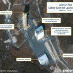 Corea del Norte reconstruye unas instalaciones para el lanzamiento de cohetes