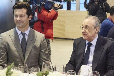 Zinedine Zidane, 14 entrenadores durante el mandado de Florentino Pérez