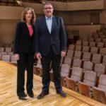 Félix Palomero, nuevo director técnico de la Orquesta y Coro Nacionales