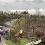 Al menos 23 muertos tras el impacto de un tornado en Alabama