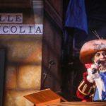 Sabina (se) da un homenaje en el Carnaval de Cádiz