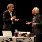 Exhibicionismo teatral e intelectual de Bernard-Henri Lévy