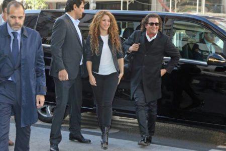 Shakira canta y palmea ante el juez para demostrar que 'La bicicleta' no es un plagio