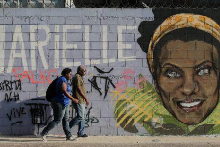 """¿Quién ordenó matar a Marielle?"", claman ahora en Brasil"