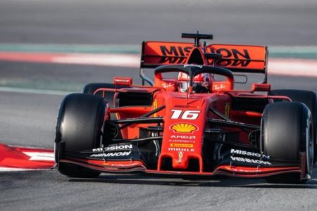 Calendario del Mundial de Fórmula 1 2019