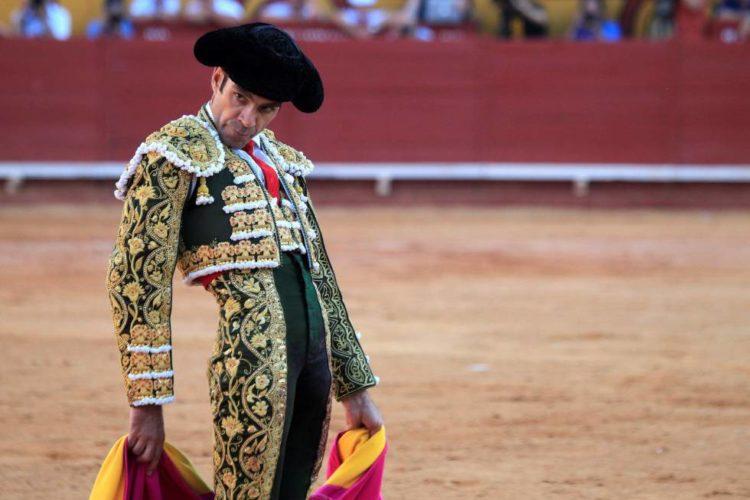 José Tomás toreará el 22 de junio en la feria de Granada
