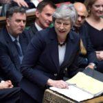 El Parlamento británico votará de nuevo este viernes el plan de salida de la UE de May