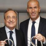 Zidane pide que el Madrid acometa antes la renovación de la plantilla