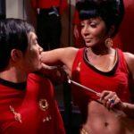 Me acuerdo de las minifaldas de 'Star Trek'