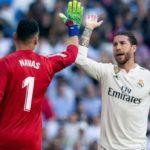 Ramos iguala a Pirri en partidos de Liga y ya es el séptimo de la historia blanca