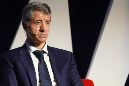 Gil Marín cierra filas con Simeone: «Confío plenamente en él y en nuestro proyecto deportivo»
